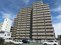 新生マンション花畑西[12階]の外観