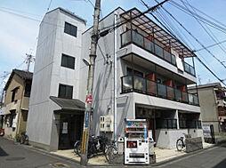 近江マンション[2階]の外観