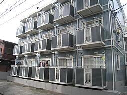 東京都国分寺市南町2丁目の賃貸アパートの外観