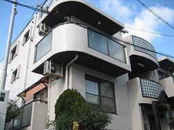阪急神戸線 岡本駅 3階建[203号室]の外観