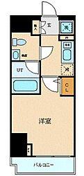 プレール・ドゥーク笹塚II[4階]の間取り
