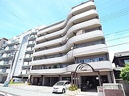 兵庫県姫路市飾磨区玉地1丁目の賃貸マンションの外観