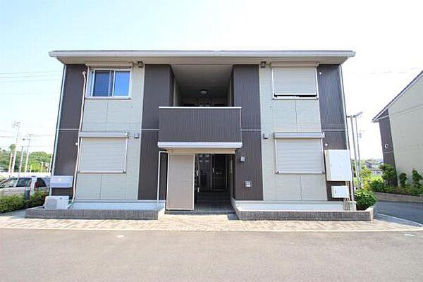 エクレールD 1階の賃貸【茨城県 / つくばみらい市】
