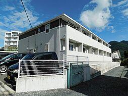 福岡県北九州市小倉南区蜷田若園1丁目の賃貸アパートの外観