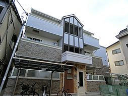 KTIレジデンス総持寺[2階]の外観