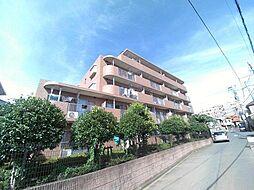 千葉県船橋市山手2丁目の賃貸マンションの外観