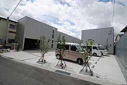 [タウンハウス] 福岡県久留米市合川町 の賃貸【/】の外観