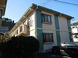 神奈川県横浜市鶴見区上末吉4丁目の賃貸マンションの外観