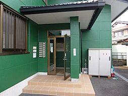 岐阜県関市東野町の賃貸マンションの外観