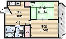 🉐敷金礼金0円!🉐大阪市営御堂筋線 長居駅 徒歩25分