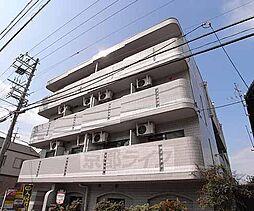 京都府京都市伏見区深草北鍵屋町の賃貸マンションの外観