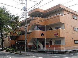 東京都あきる野市秋川6丁目の賃貸アパートの外観