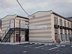 大阪府東大阪市善根寺町5丁目の賃貸アパートの外観