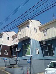 ラフィーネ舞松原D棟[2階]の外観