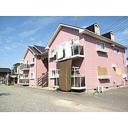 山口県下関市伊倉本町の賃貸アパートの外観