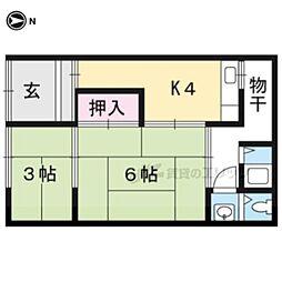 黄檗駅 4.0万円