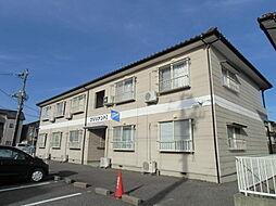 新潟県新潟市東区寺山1丁目の賃貸アパートの外観