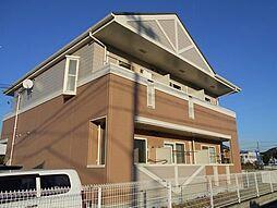 兵庫県姫路市南条の賃貸アパートの外観