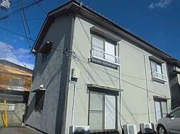 稲田アパート[1階]の外観
