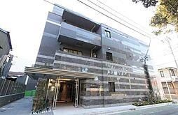 東京都葛飾区立石3丁目の賃貸マンションの外観