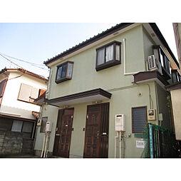 [テラスハウス] 神奈川県相模原市南区若松1丁目 の賃貸【/】の外観