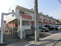 愛知県清須市助七1丁目の賃貸アパートの外観
