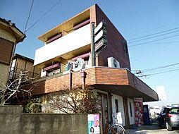 エリートビル楢原町[2階]の外観