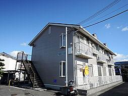 ハピネス・ニシムラ[202号室]の外観