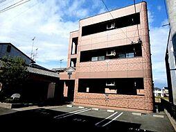 愛知県あま市西今宿六反地五の賃貸マンションの外観
