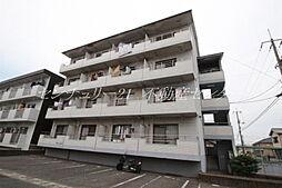 岡山県岡山市北区青江3丁目の賃貸マンションの外観