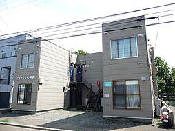 ロイヤルコート栄通[102号室]の外観