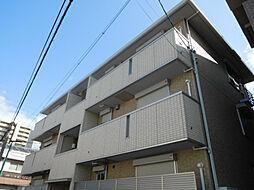 大阪府門真市常称寺町の賃貸アパートの外観
