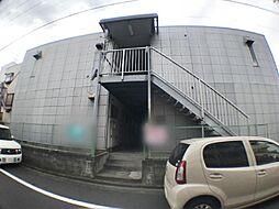 川口ハイム[201号室]の外観