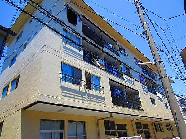 東京都江戸川区江戸川6丁目の賃貸マンションの外観