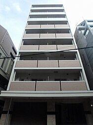 大阪府大阪市中央区上汐2丁目の賃貸マンションの外観