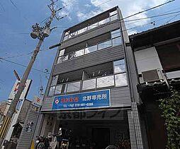 京都府京都市上京区末之口町の賃貸マンションの外観