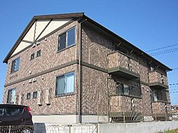 カサブランカ[2階]の外観