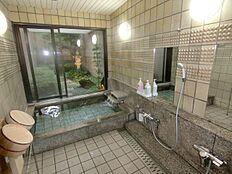 共有部の大浴場