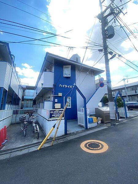 ハイライズB 2階の賃貸【東京都 / 板橋区】