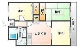 スペース21[1階]の間取り
