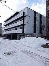 北海道札幌市豊平区福住二条4丁目の賃貸マンションの外観