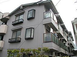 大阪府東大阪市中石切町4丁目の賃貸マンションの外観