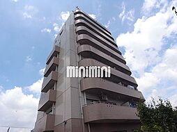 レジデンスMAX[9階]の外観