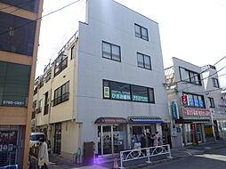 東京都目黒区洗足2丁目の賃貸マンションの外観