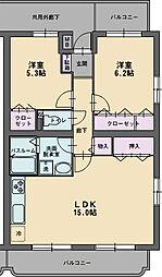 ココペリ[1階]の間取り