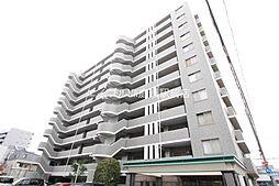 岡山県岡山市北区野田2丁目の賃貸マンションの外観