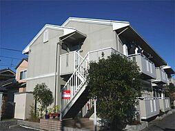 シャルム・コンフォート[2階]の外観