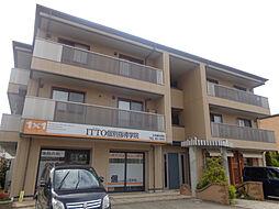兵庫県三木市緑が丘町西の賃貸アパートの外観
