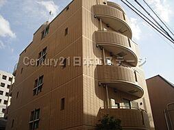 東京都品川区荏原4丁目の賃貸マンションの外観