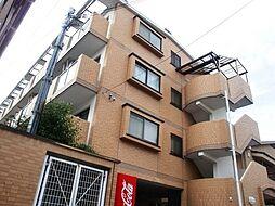 兵庫県尼崎市南武庫之荘8丁目の賃貸マンションの外観
